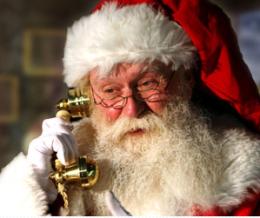 """""""Who calls on Christmas Day?"""""""