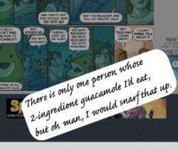 WHEN OGLAF MEETS POST-SECRET: A FAN MASH-UP