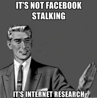 facebook-stalking
